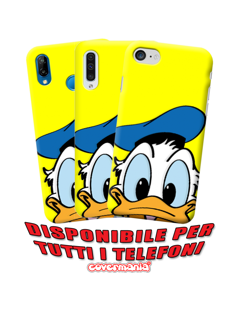 COVER SPECIAL EDITION DUFFY DUCK PER APPLE IPHONE, SAMSUNG GALAXY, HUAWEI, ASUS, WIKO, XIAOMI, HONOR, ONEPLUS