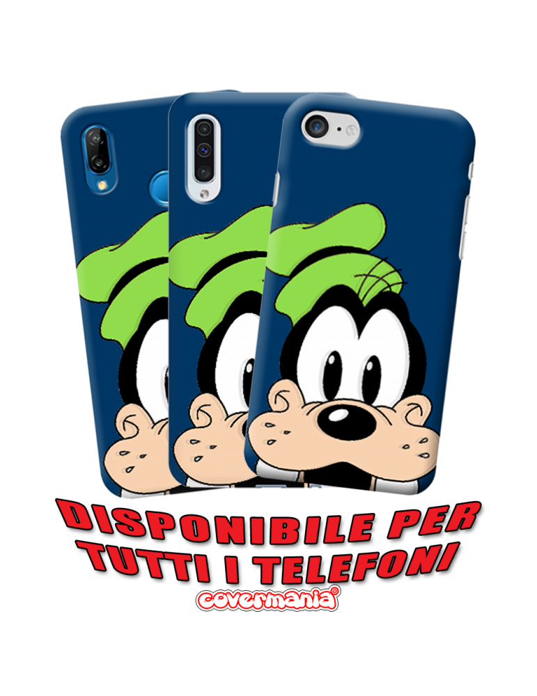 COVER SPECIAL EDITION GOOFY PER APPLE IPHONE, SAMSUNG GALAXY, HUAWEI, ASUS, WIKO, XIAOMI, HONOR, ONEPLUS